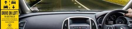 رانندگی در استرالیا