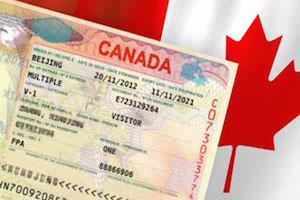 افزایش هزینه صدور ویزای توریستی کانادا