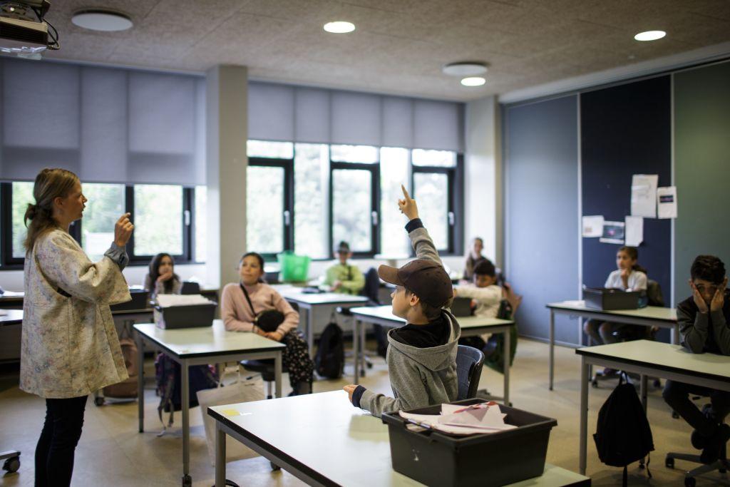 مدارس ابتدایی در دانمارک